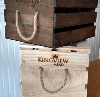 KingView Meadery gives back to the bees